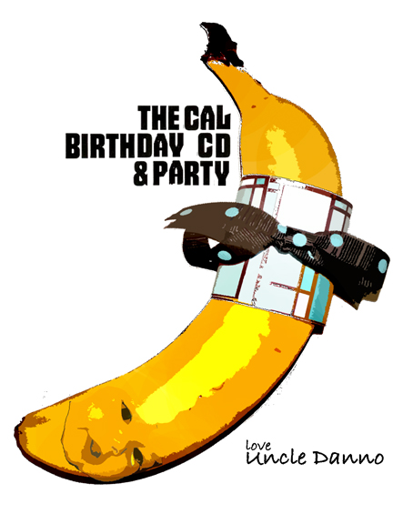 birthday cd cover