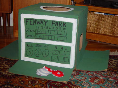 fenway bean bag toss