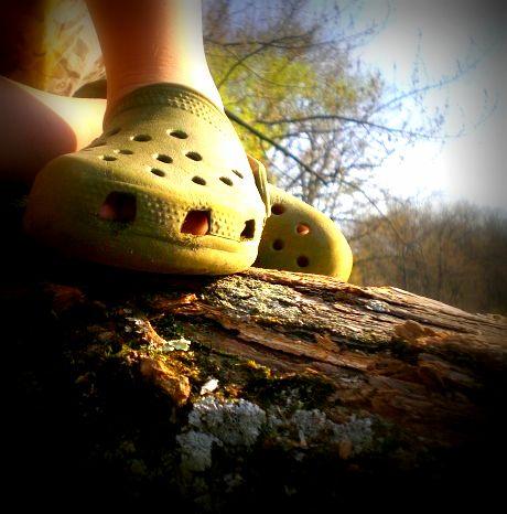 crocs-in-spring