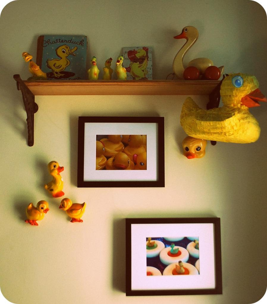 Vintage Duckies