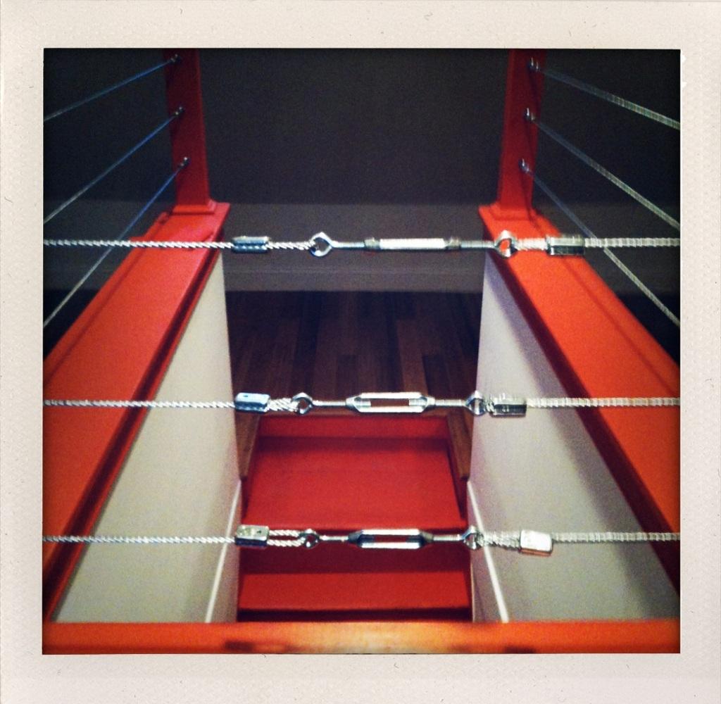 attic cable